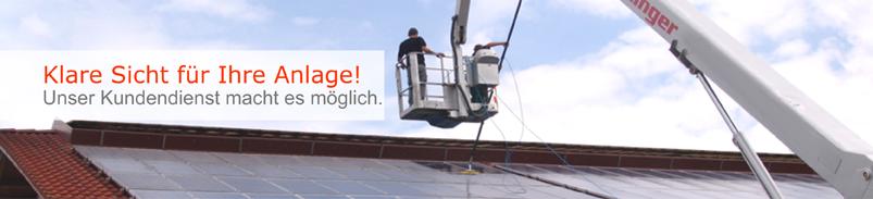 Kundendienst Solaranlage